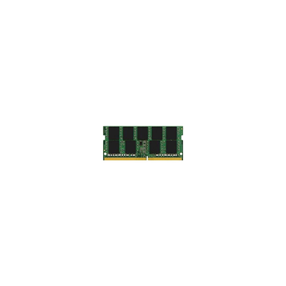 A large main feature product image of Kingston 16GB DDR4 SO-DIMM C19 2666MHz