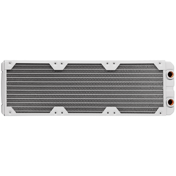 Product image of Corsair Hydro X Series XR5 White 360mm Radiator - Click for product page of Corsair Hydro X Series XR5 White 360mm Radiator