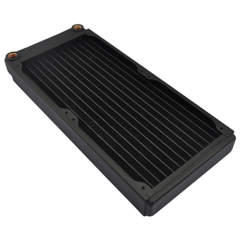 Product image of XSPC EX280 Dual Fan 280mm Radiator - Click for product page of XSPC EX280 Dual Fan 280mm Radiator