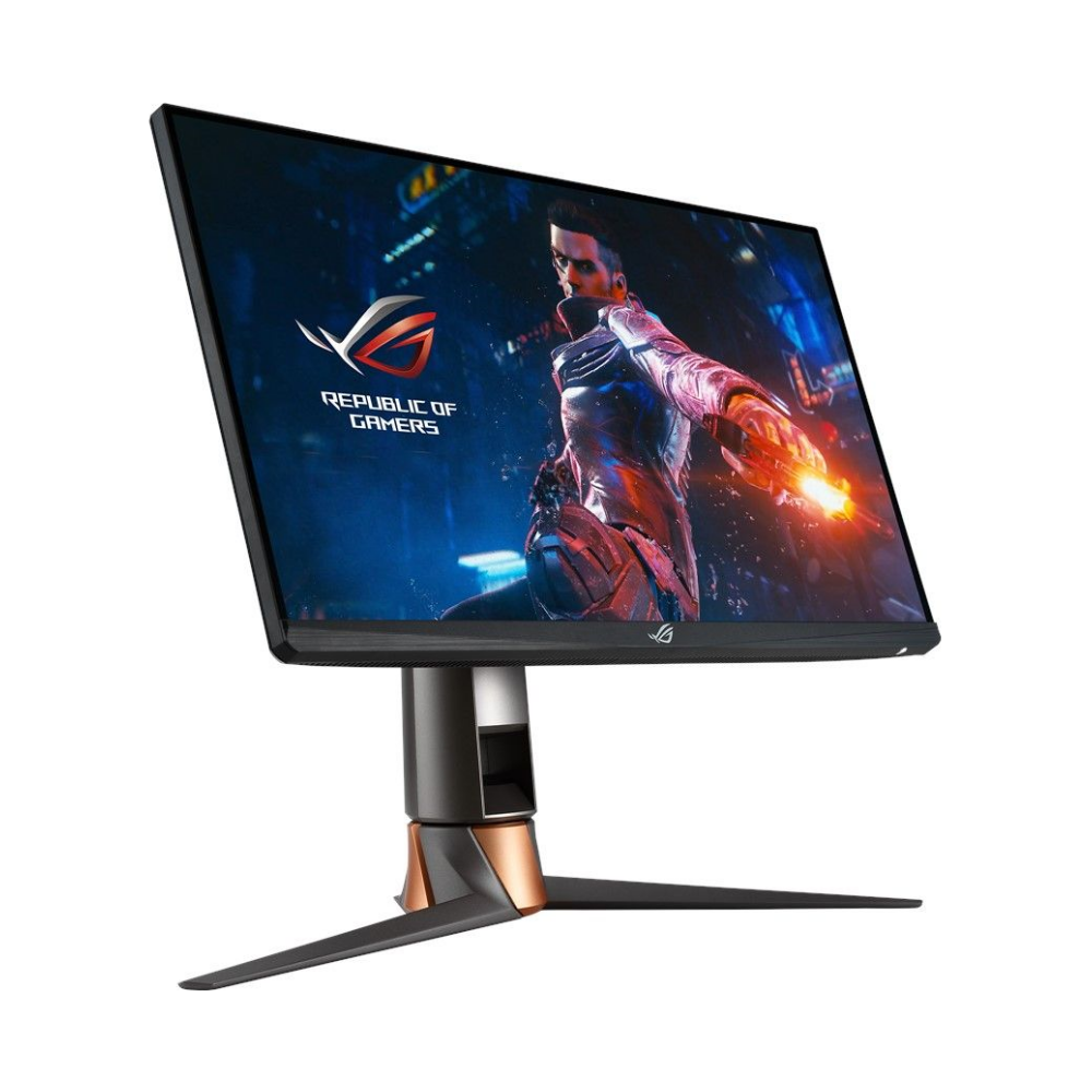 """A large main feature product image of ASUS ROG Swift PG259QN 24.5"""" Full HD G-SYNC 360Hz 1MS LED Gaming Monitor"""
