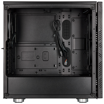 Product image of EX-DEMO Corsair 275R Airflow Black Mid Tower Case w/Tempered Glass Side Panel - Click for product page of EX-DEMO Corsair 275R Airflow Black Mid Tower Case w/Tempered Glass Side Panel