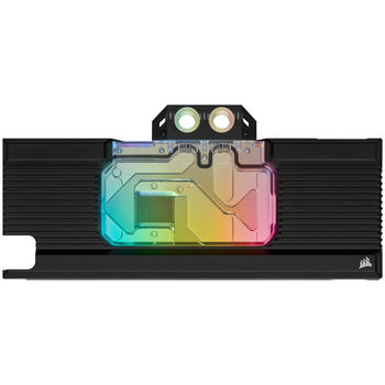 Product image of Corsair Hydro X Series XG7 RGB (2080 TI SE) GPU Waterblock - Click for product page of Corsair Hydro X Series XG7 RGB (2080 TI SE) GPU Waterblock