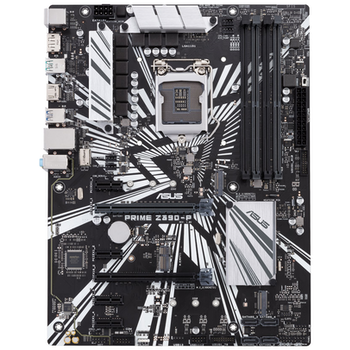 Product image of EX-DEMO ASUS PRIME Z390-P LGA1151-CL ATX Desktop Motherboard - Click for product page of EX-DEMO ASUS PRIME Z390-P LGA1151-CL ATX Desktop Motherboard