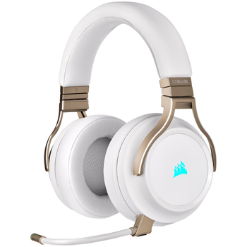 Product image of Corsair Gaming VIRTUOSO RGB Wireless Gaming Headset - Peal - Click for product page of Corsair Gaming VIRTUOSO RGB Wireless Gaming Headset - Peal