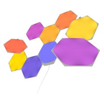 Product image of NANOLEAF Shapes Hexagon Starter Kit - 9 Pack - Click for product page of NANOLEAF Shapes Hexagon Starter Kit - 9 Pack