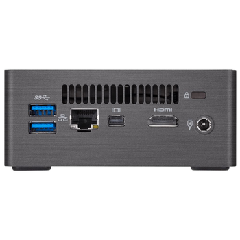 Product image of Gigabyte Brix Celeron Barebones Mini PC - Click for product page of Gigabyte Brix Celeron Barebones Mini PC