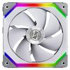 A product image of Lian-Li UNI Fan 120mm Cooling Fan White - Single Pack