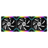 A product image of Lian-Li UNI Fan 120mm Cooling Fan Black - Triple Pack