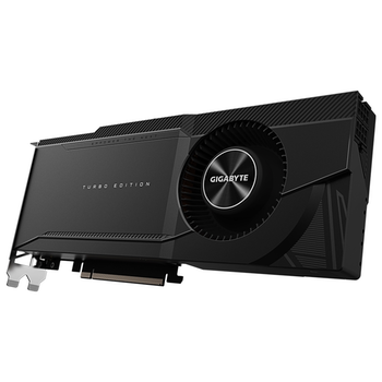 Product image of Gigabyte GeForce RTX3090 Turbo 24GB GDDR6X - Click for product page of Gigabyte GeForce RTX3090 Turbo 24GB GDDR6X
