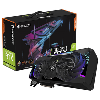 Product image of Gigabyte GeForce RTX3090 Aorus Extreme OC 24GB GDDR6X - Click for product page of Gigabyte GeForce RTX3090 Aorus Extreme OC 24GB GDDR6X