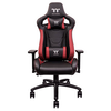 A product image of Thermaltake Gaming U Fit Gaming Chair - Black & Red