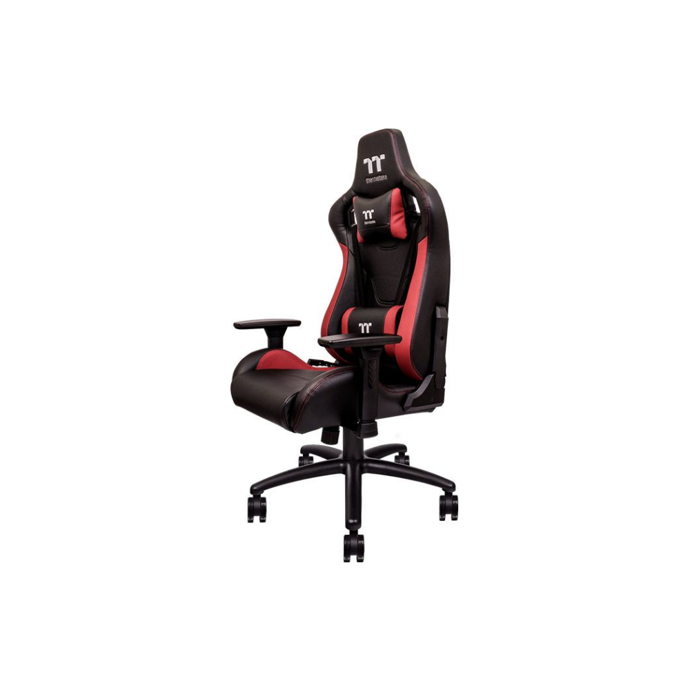 A large main feature product image of Thermaltake Gaming U Fit Gaming Chair - Black & Red