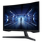 """A small tile product image of Samsung Odyssey G5 27"""" WQHD Curved 144Hz 1MS HDR VA LED Gaming Monitor"""