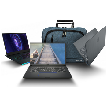 Product image of MSI Notebook Starter Bundle - Click for product page of MSI Notebook Starter Bundle