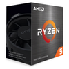 A product image of AMD Ryzen 5 5600X 6 Core 12 Thread Up To 4.6Ghz AM4 - With Wraith Stealth Cooler