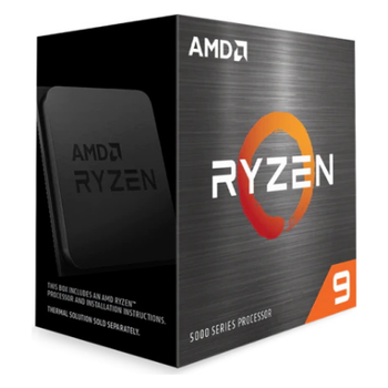 Product image of AMD Ryzen 9 5900X 3.7Ghz 12 Core 24 Thread AM4 - No HSF Retail Box - Click for product page of AMD Ryzen 9 5900X 3.7Ghz 12 Core 24 Thread AM4 - No HSF Retail Box
