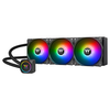 A product image of Thermaltake TH360 ARGB AIO Liquid CPU Cooler