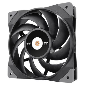 Product image of Thermaltake Toughfan PWM 120mm Radiator Fan - Click for product page of Thermaltake Toughfan PWM 120mm Radiator Fan