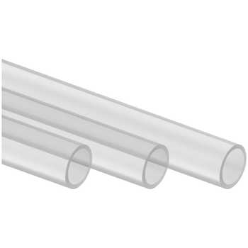 Product image of Corsair Hydro X Series XT Hardline Tubing 10/12mm 1m (3pcs) - Satin Transparent - Click for product page of Corsair Hydro X Series XT Hardline Tubing 10/12mm 1m (3pcs) - Satin Transparent