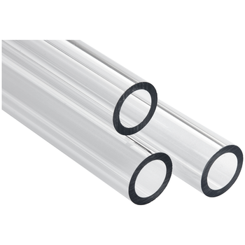 Product image of Corsair Hydro X Series XT Hardline Tubing 10/14mm 1m (3pcs) - Crystal Clear - Click for product page of Corsair Hydro X Series XT Hardline Tubing 10/14mm 1m (3pcs) - Crystal Clear