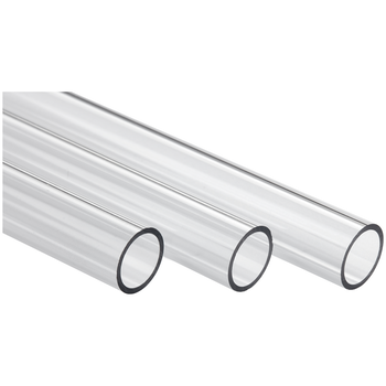 Product image of Corsair Hydro X Series XT Hardline Tubing 10/12mm 1m (3pcs) - Crystal Clear - Click for product page of Corsair Hydro X Series XT Hardline Tubing 10/12mm 1m (3pcs) - Crystal Clear