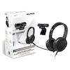 A product image of AVerMedia BO317 Webcam & Headset Kit