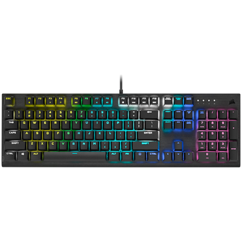Product image of Corsair Gaming K60 RGB PRO Mechanical Keyboard (MX Viola Switch) - Click for product page of Corsair Gaming K60 RGB PRO Mechanical Keyboard (MX Viola Switch)