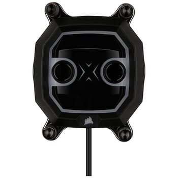 Product image of Corsair Hydro X Series XC5 RGB (AM4) CPU Waterblock - Click for product page of Corsair Hydro X Series XC5 RGB (AM4) CPU Waterblock