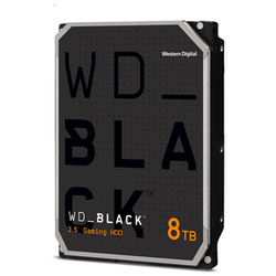 """Product image of WD Black WD8001FZBX 3.5"""" 8TB 256MB 7200RPM Desktop HDD - Click for product page of WD Black WD8001FZBX 3.5"""" 8TB 256MB 7200RPM Desktop HDD"""