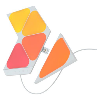 Product image of NANOLEAF Shapes Triangles Mini Starter Kit - 5 Pack - Click for product page of NANOLEAF Shapes Triangles Mini Starter Kit - 5 Pack