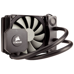 Product image of Corsair Hydro Series H45 AIO Liquid CPU Cooler - Click for product page of Corsair Hydro Series H45 AIO Liquid CPU Cooler