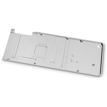 Product image of EK Quantum Vector XC3 RTX 3080/3090 Backplate - Nickel - Click for product page of EK Quantum Vector XC3 RTX 3080/3090 Backplate - Nickel