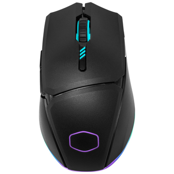 Product image of Cooler Master MasterMouse MM831 RGB Wireless Mouse - Click for product page of Cooler Master MasterMouse MM831 RGB Wireless Mouse