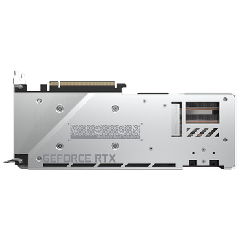 Product image of Gigabyte GeForce RTX 3070 Vision OC 8GB GDDR6 - Click for product page of Gigabyte GeForce RTX 3070 Vision OC 8GB GDDR6