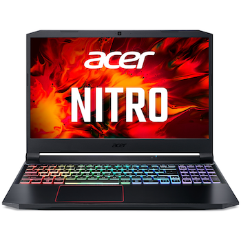 "Product image of Acer Nitro 5 Gaming 15.6"" GTX 1660 Ti Windows 10 Gaming Notebook - Click for product page of Acer Nitro 5 Gaming 15.6"" GTX 1660 Ti Windows 10 Gaming Notebook"