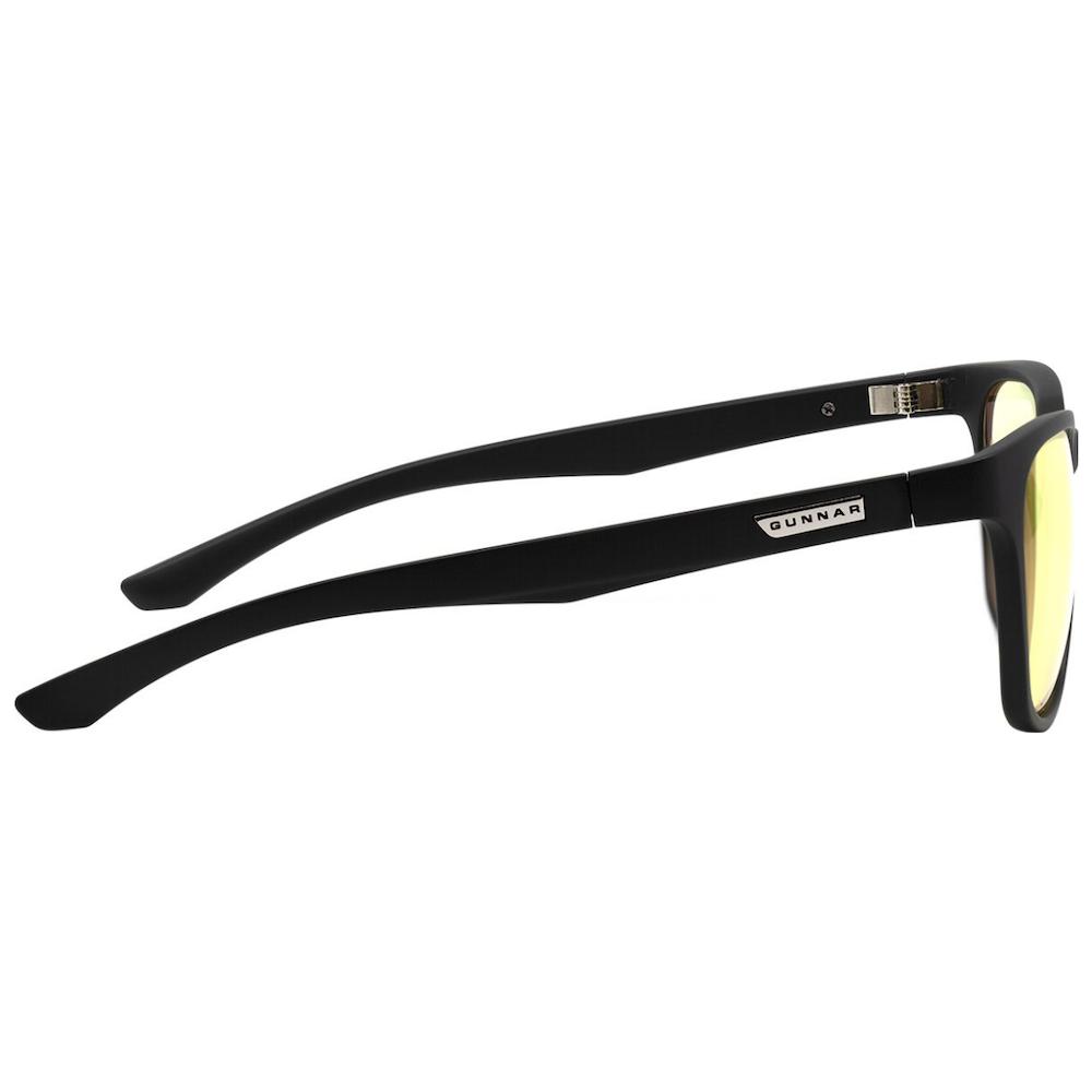A large main feature product image of Gunnar BERKELEY ONYX Amber Indoor Digital Eyewear