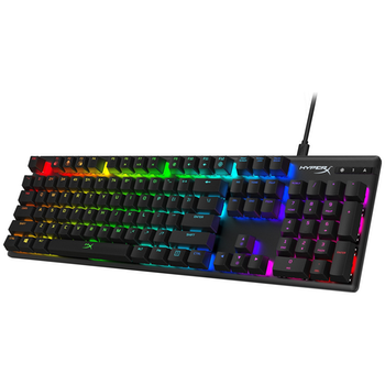Product image of Kingston HyperX Alloy Origins RGB Mechanical Gaming Keyboard (MX Blue Switch) - Click for product page of Kingston HyperX Alloy Origins RGB Mechanical Gaming Keyboard (MX Blue Switch)
