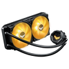 A product image of ASUS TUF Gaming LC 240mm RGB AIO Liquid Cooler