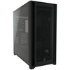 A product image of Corsair 5000D Airflow Black Case w/ Tempered Glass Side Panel