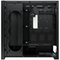 A small tile product image of Corsair 5000D Airflow Black Case w/ Tempered Glass Side Panel