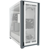 A product image of Corsair 5000D Airflow White Case w/ Tempered Glass Side Panel