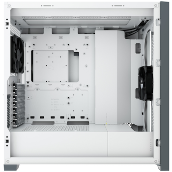 Product image of Corsair 5000D Airflow White Case w/ Tempered Glass Side Panel - Click for product page of Corsair 5000D Airflow White Case w/ Tempered Glass Side Panel