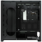 A small tile product image of Corsair iCue 5000X RGB Black Case w/ Tempered Glass Side Panel