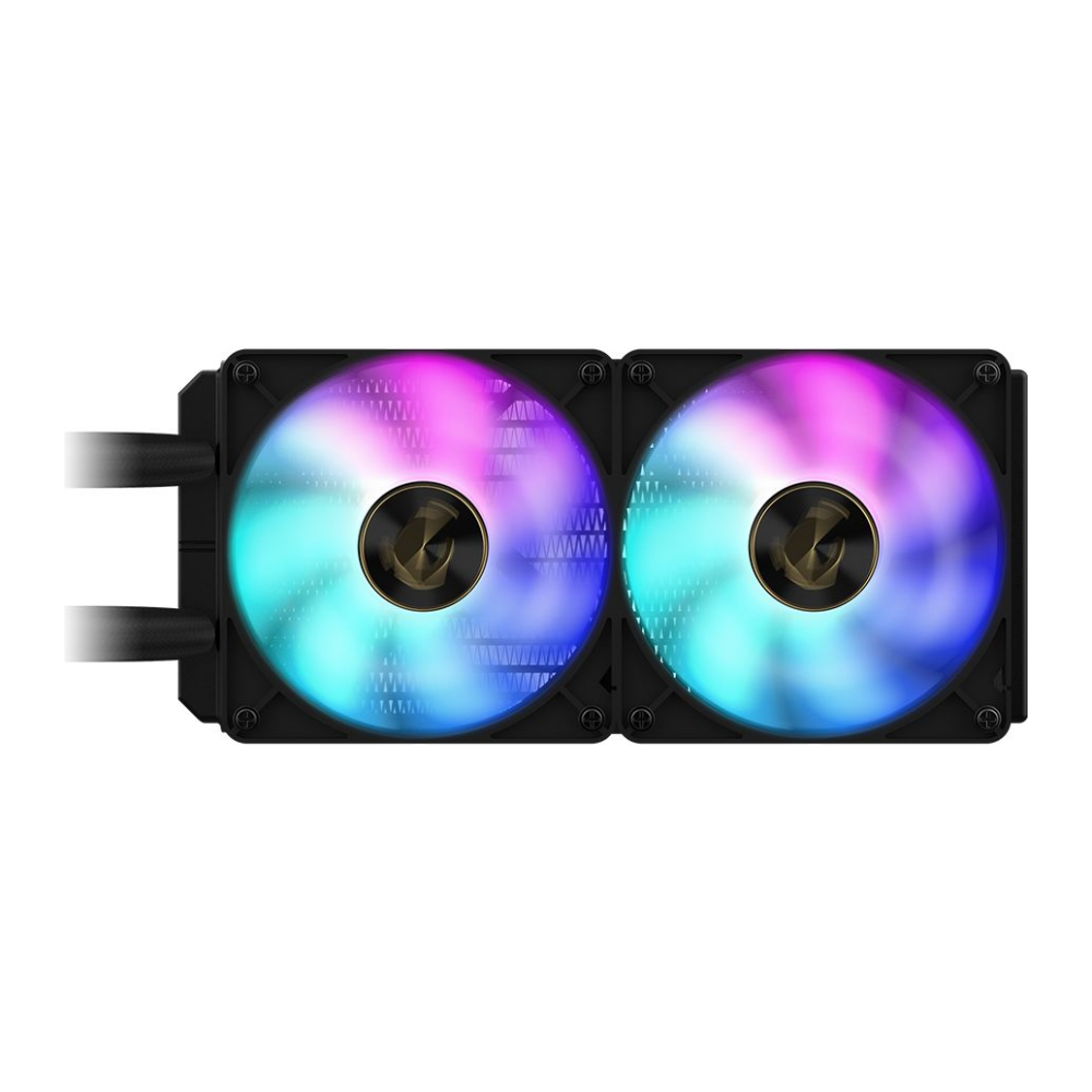 A large main feature product image of Gigabyte GeForce RTX3080 Xtreme Waterforce 10GB GDDR6X