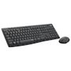 A product image of Logitech MK295 Silent Wireless Desktop Combo - Graphite