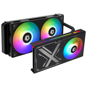 Product image of ID-COOLING IceFlow 240 AIO VGA Liquid Cooler - Click for product page of ID-COOLING IceFlow 240 AIO VGA Liquid Cooler