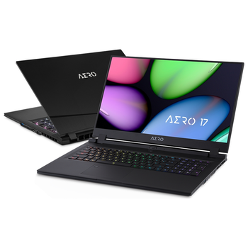 """Product image of Gigabyte Aero 17 WB-7AU1130SH 17.3"""" i7 RTX 2070 Windows 10 Home Gaming Notebook - Click for product page of Gigabyte Aero 17 WB-7AU1130SH 17.3"""" i7 RTX 2070 Windows 10 Home Gaming Notebook"""
