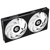 A product image of ID-COOLING IceFan 240 ARGB 2-in-1 Cooling Fan