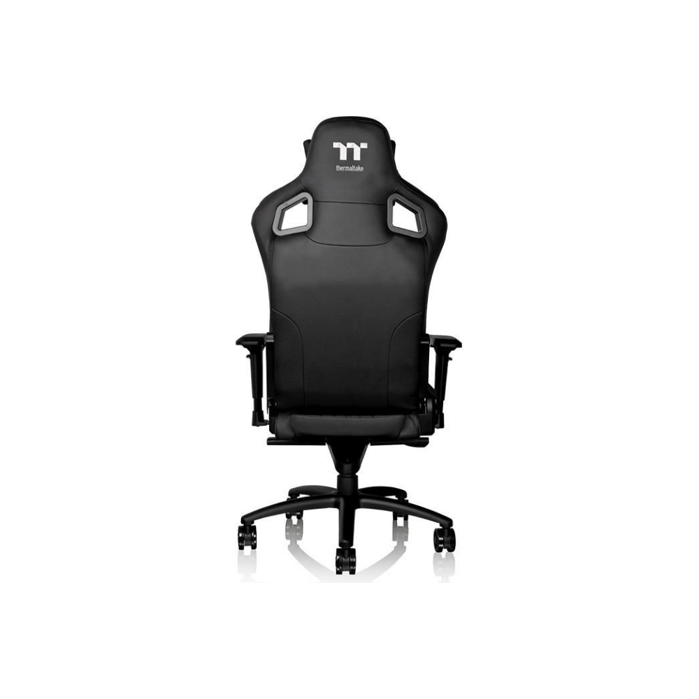 A large main feature product image of Thermaltake X Fit TT Premium Edition Gaming Chair