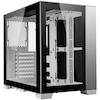 A product image of Lian-Li PC-O11D Mini Mid Tower Case - White
